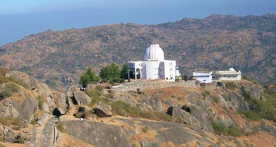Mt. Abu-Udaipur-Astronomical Observatory